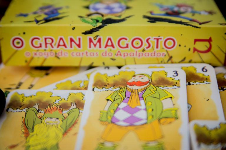 O gran Magosto deck