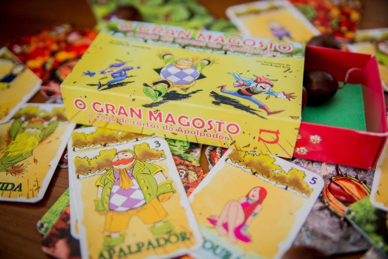 O gran Magosto cards
